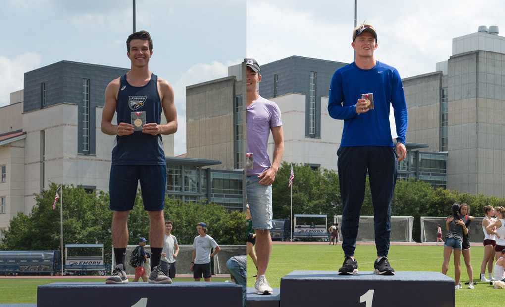 Fost, Henshey Win Conference Titles on Final Day of UAA Championships