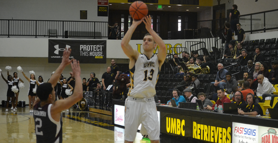 Men's Basketball Tips Off AE Play at Defending Champ Albany on Wednesday