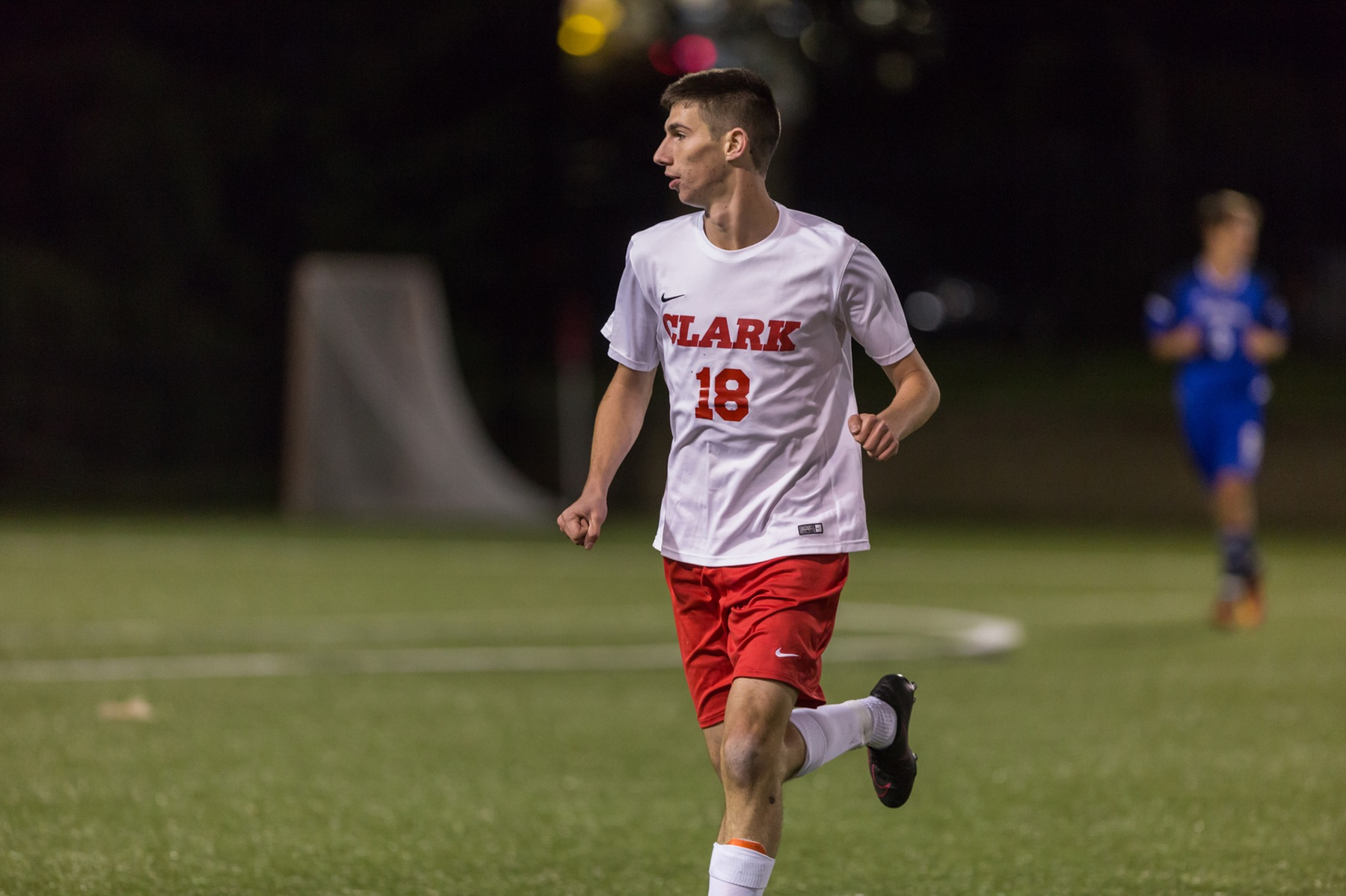 Sean Munroe Scores Two Goals In Men's Soccer Loss