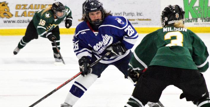 Women's Hockey comeback attempt falls short at Adrian