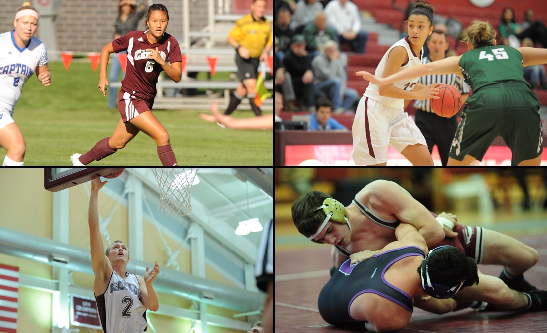 UChicago Athletics Preview: Nov. 30 – Dec. 3