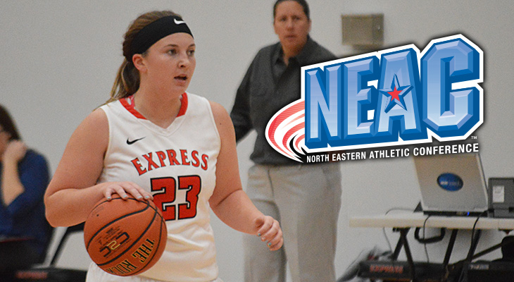 Carley Ryan Is NEAC Women's Basketball Player of the Week