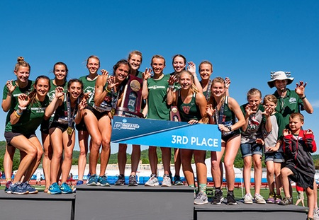Washington University Women Finish Third at NCAA Outdoor Track & Field Championships