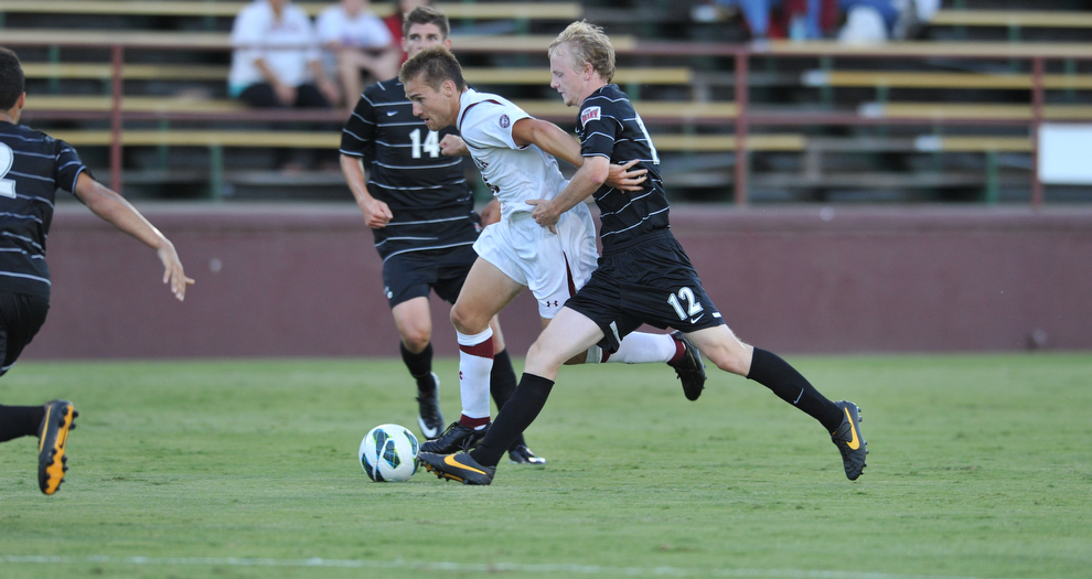 Bronco Fall 2-1 in Double Overtime Home Opener