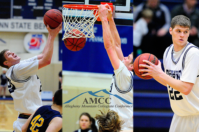 Conley Tabbed AMCC Co-Player of the Year