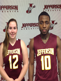 Luckie and Lindor Named Jefferson Co-Athletes of the Week