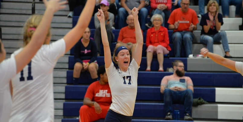 SVSU Extends Streak To Four After Sweep of Davenport
