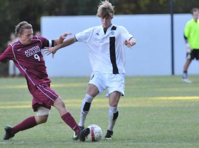 Lavery Tabbed Division III Men's Soccer First Team All-America