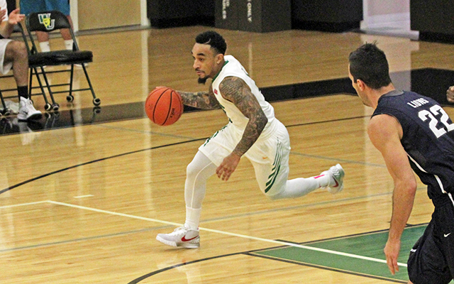 Shots at the Buzzer Don't Fall as Wilmington Men's Basketball Drops Overtime Thriller, 82-80, to Arkansas-Fort Smith
