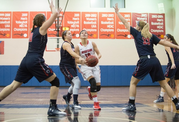 D'Youville Women Fall to Mount Aloysius