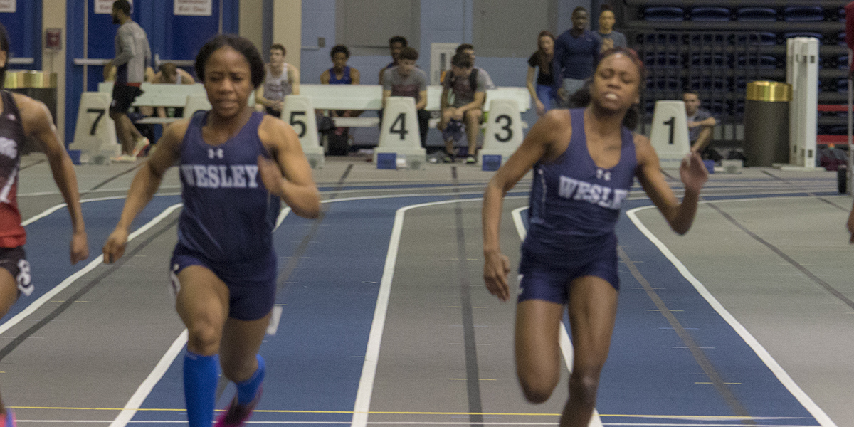 Men's and Women's Track and Field place third at Quarry Classic