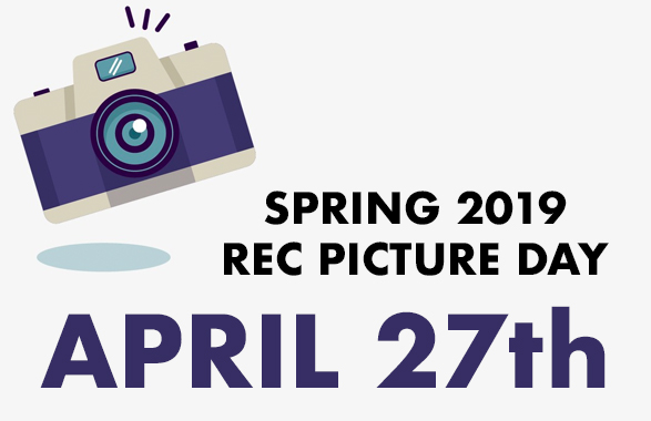 Picture Day Announced for Spring 2019