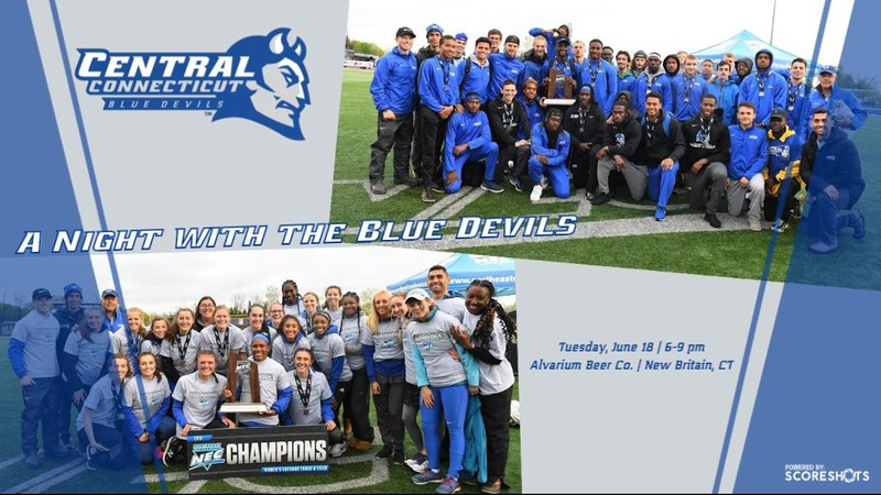 "Track and Field to Host ""Night With The Blue Devils"" Fundraiser"