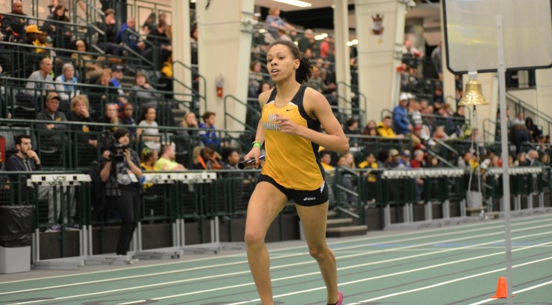 Track And Field To Compete In Jessica Starks Open On Saturday At Capital