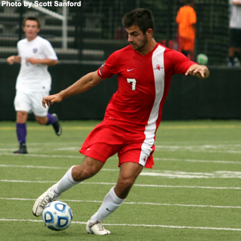 Late Goal Costs Foresters in 2-1 Loss to St. Thomas