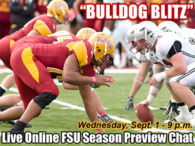 """Bulldog Blitz"" Season Preview Chat Wednesday"