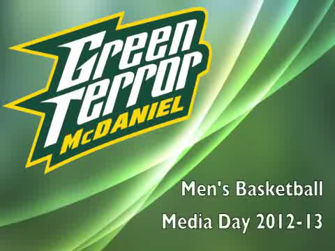 2012-13 Men's Basketball Media Day