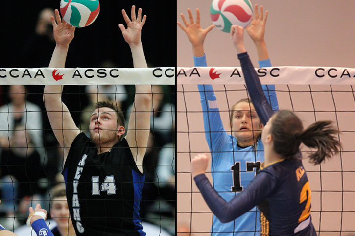 2019 CCAA Volleyball Wildcards