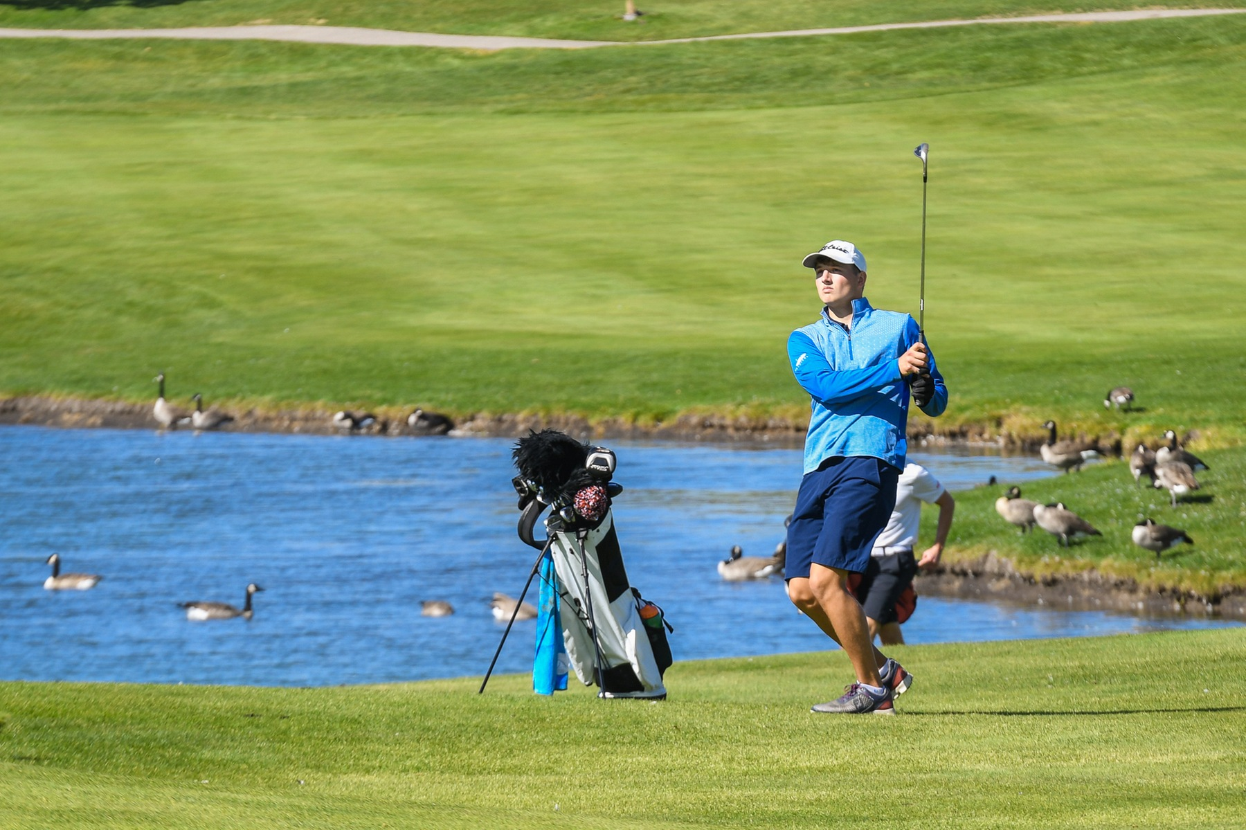KCC golfers dominate Eagle Fall Classic