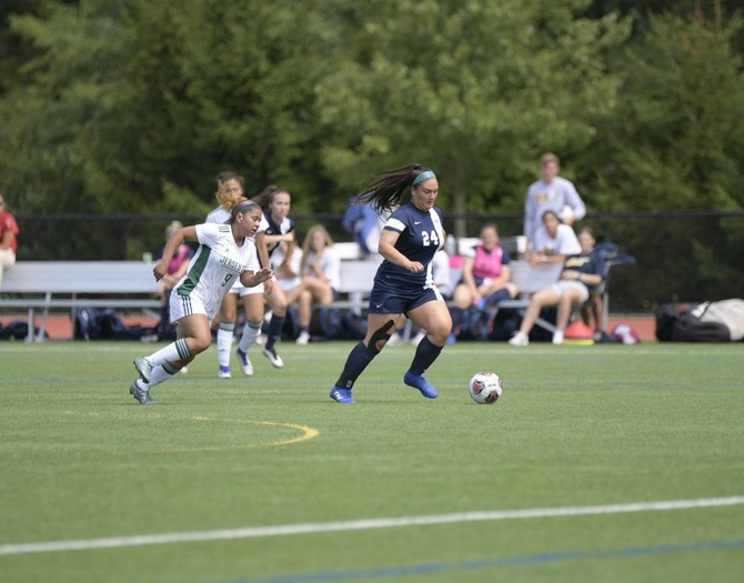 Women's Soccer Draws with Penn College, 1-1