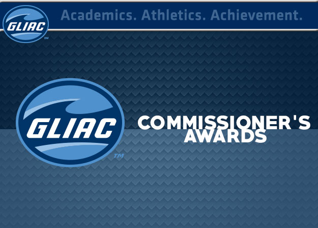 GLIAC Spring 2016 Commissioner's Award Recipients Announced