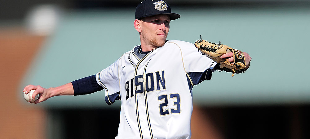 Bison arms pitch Gallaudet to sweep of Clarks Summit