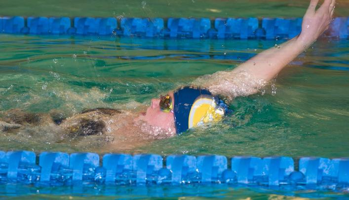 Women's Swimming & Diving Competes at Rochester Invite