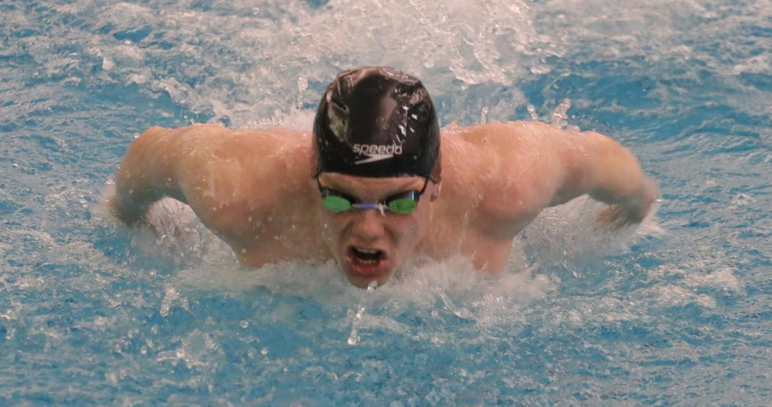 Alin Breaks Program Record in 200-IM at OAC Championships
