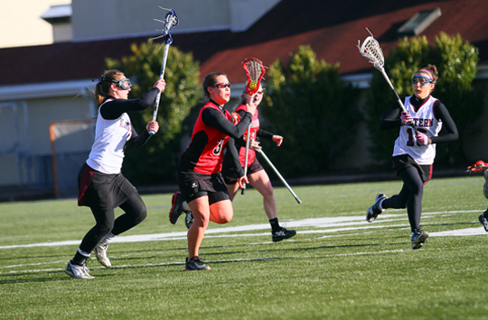 Women's Lacrosse wins opener, 17-8, over Eastern
