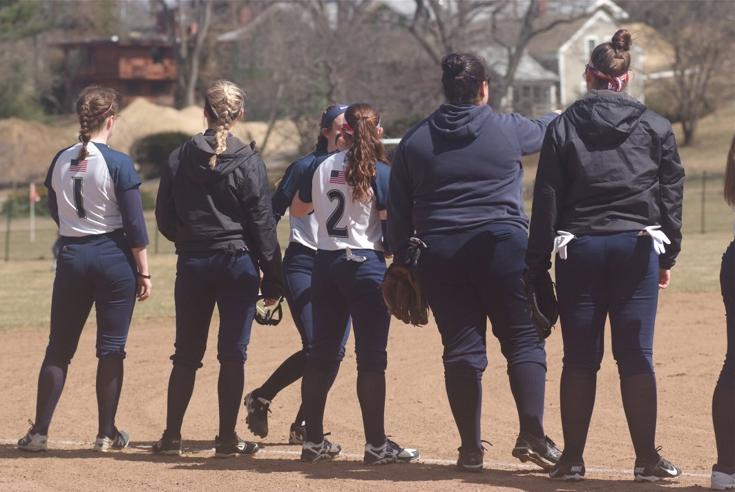 Cochrane Excels as Softball Swept