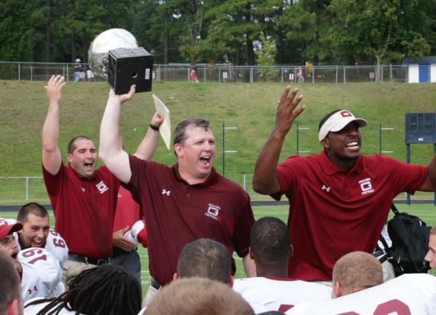 Quakers Return the Soup Bowl to Guilford