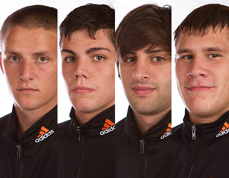 Jones, Kwiat, Pasquale, Lovejoy named NWCA Scholar All-Americans in Wrestling for 2012-13