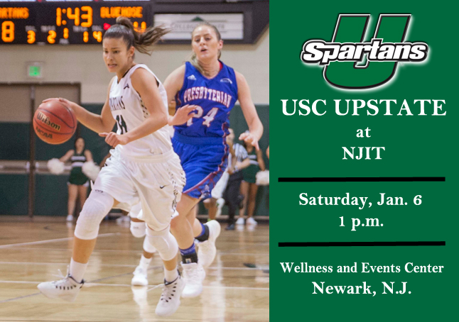 Spartans Open ASUN Play Saturday at NJIT