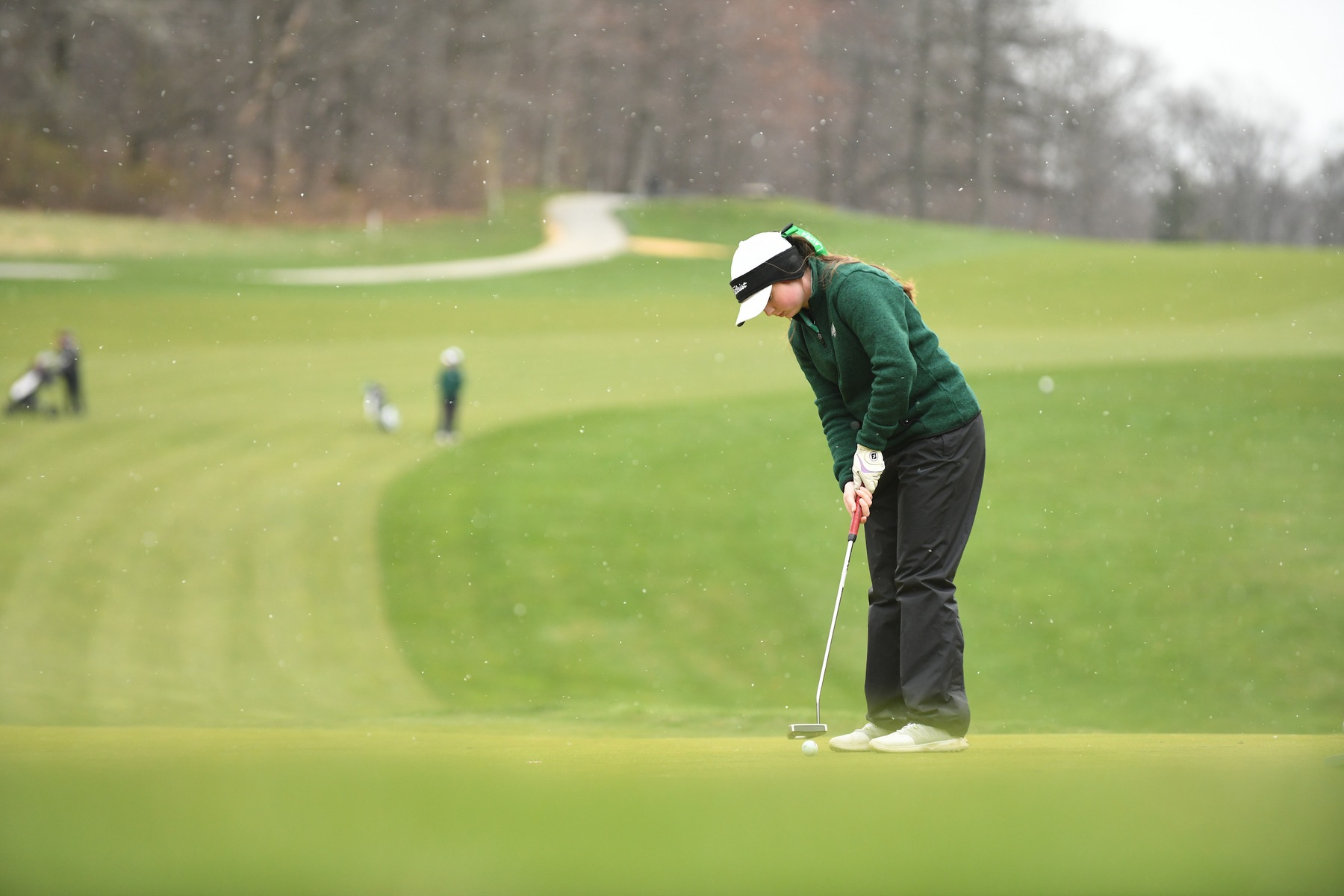 Rentz Shoots 78, Finishes Tied for First at Celebration Classic