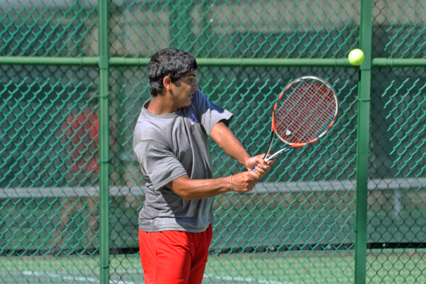 Huntingdon men's tennis improves to 5-0 in USA South