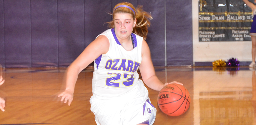 Lady Eagles Suffer Road Loss Against Mary Hardin-Baylor