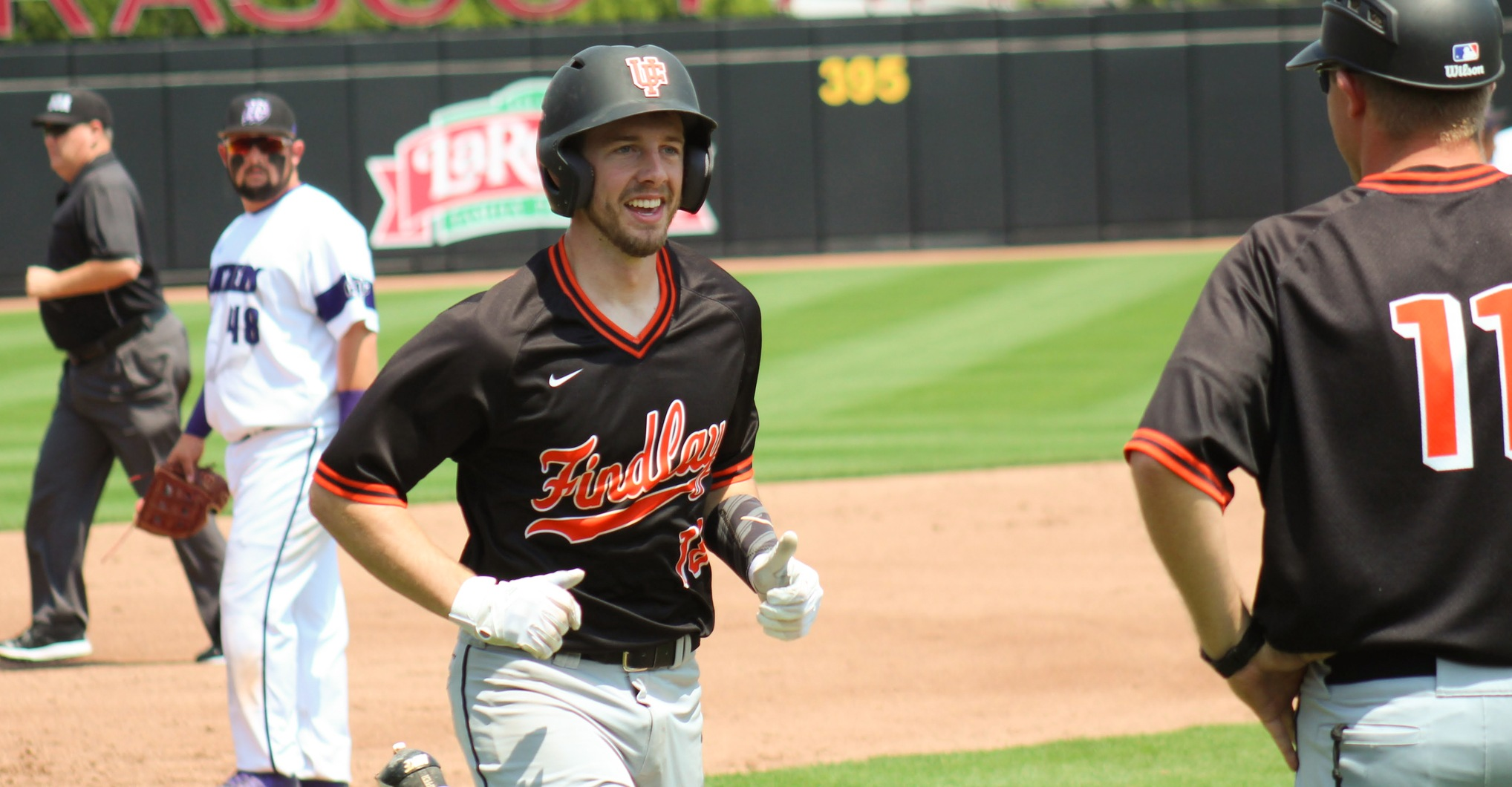 Oilers Fall Victim to Walk-Off Home Run in G-MAC Tournament Debut