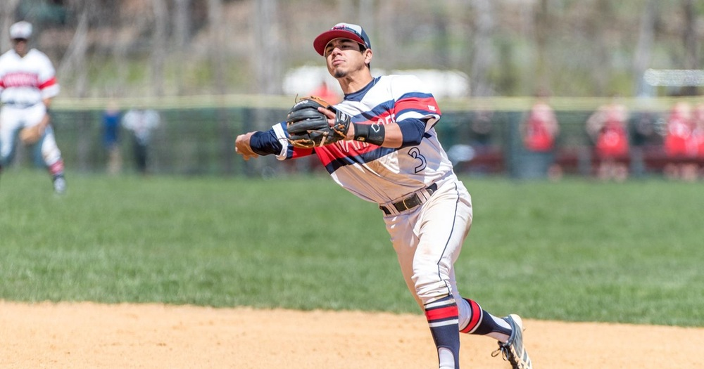 Baseball Opens Spring Break Trip with Tough Loss to Assumption
