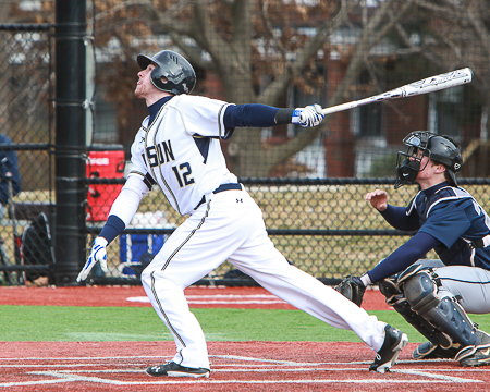 Gallaudet knocks off No. 23 Rowan with four runs in the 11th inning