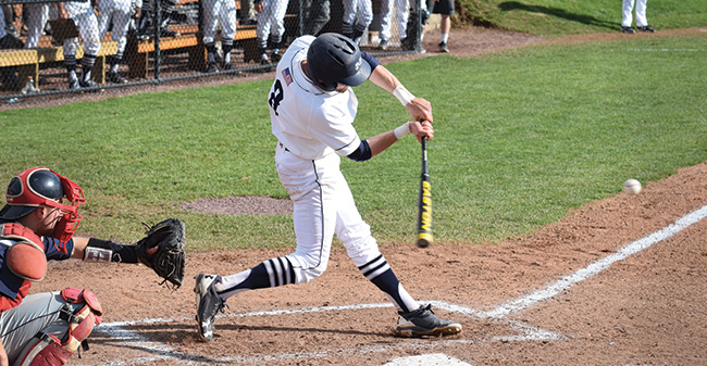 Baseball Falls to DeSales in Non-Conference Action