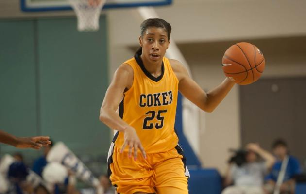Coker's Cohen Named Conference Women's Basketball Player of the Week