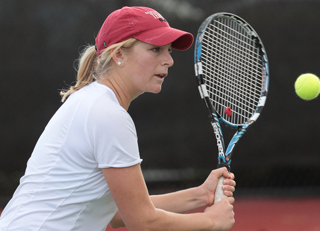 Women's Tennis Falls to Saint Mary's 4-0 in WCC Tournament