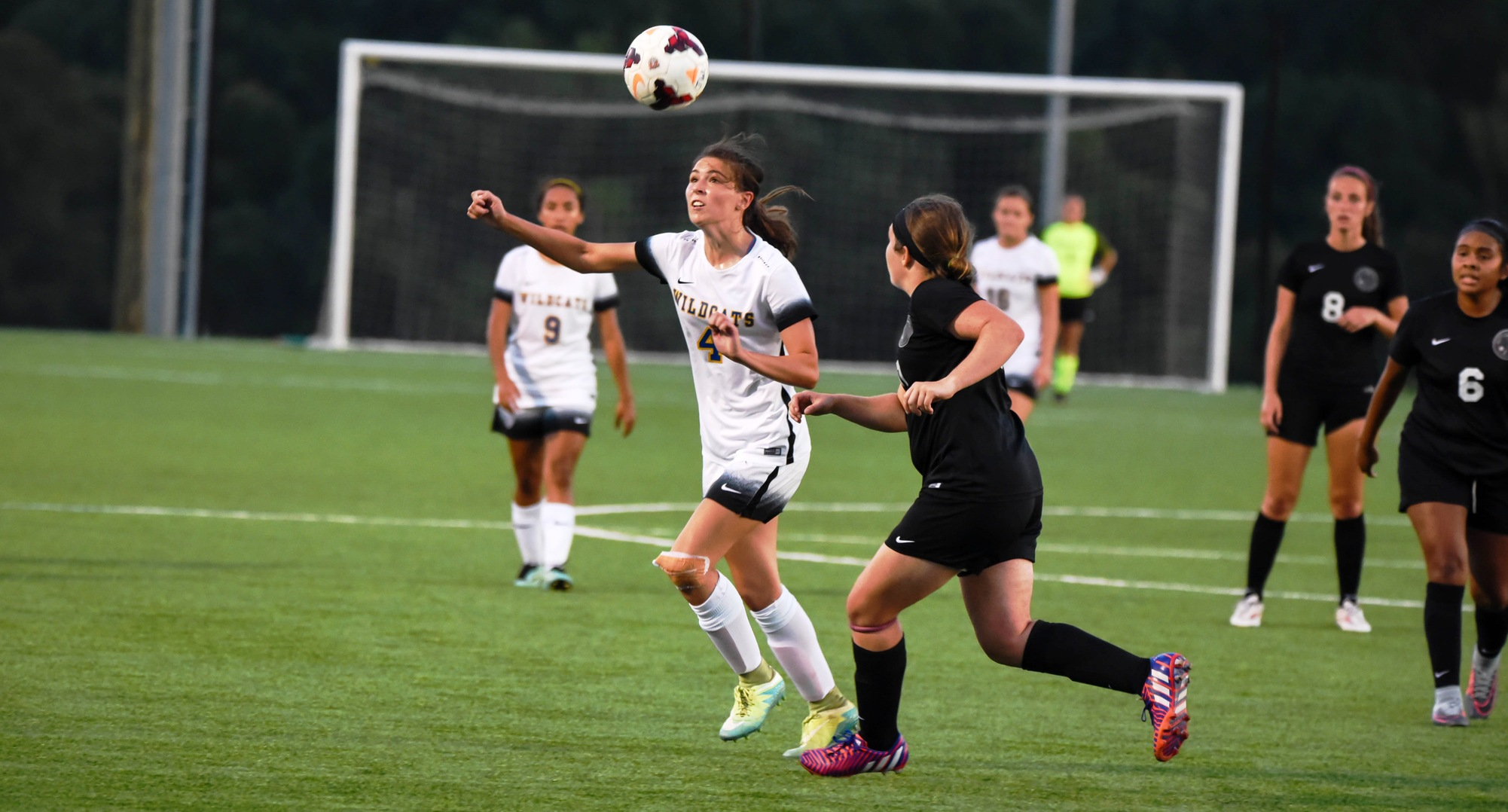 Truese, Doyle Lead Women's Soccer Past John Wesley