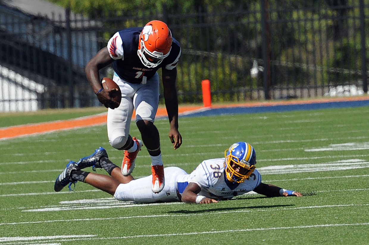 Carson-Newman Athletics- September Top Plays