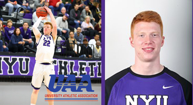 UAA Basketball Road Weekend Blog #2: Joe Timmes, NYU