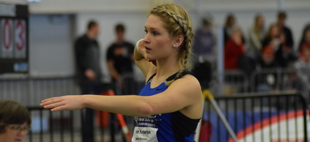 Lamer and Jenkins lead DWU at Concordia Classic