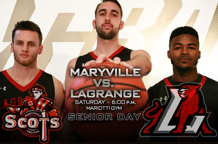 Men's Basketball: Seniors Ford, Wagner, and White to be honored Saturday at Maryville game