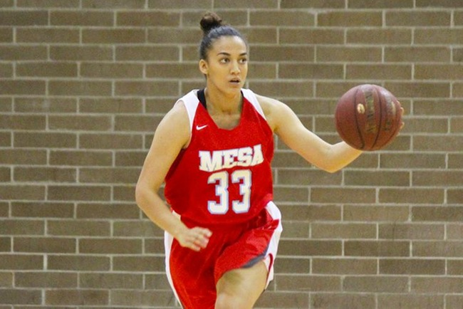 Lady T-Birds Bring Home 42 Point Victory Over Bismark State College, 92-50