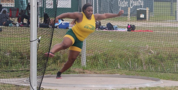 Gators Fare Well At State Track Meet