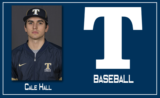Trine Takes Olivet Series with Doubleheader Split